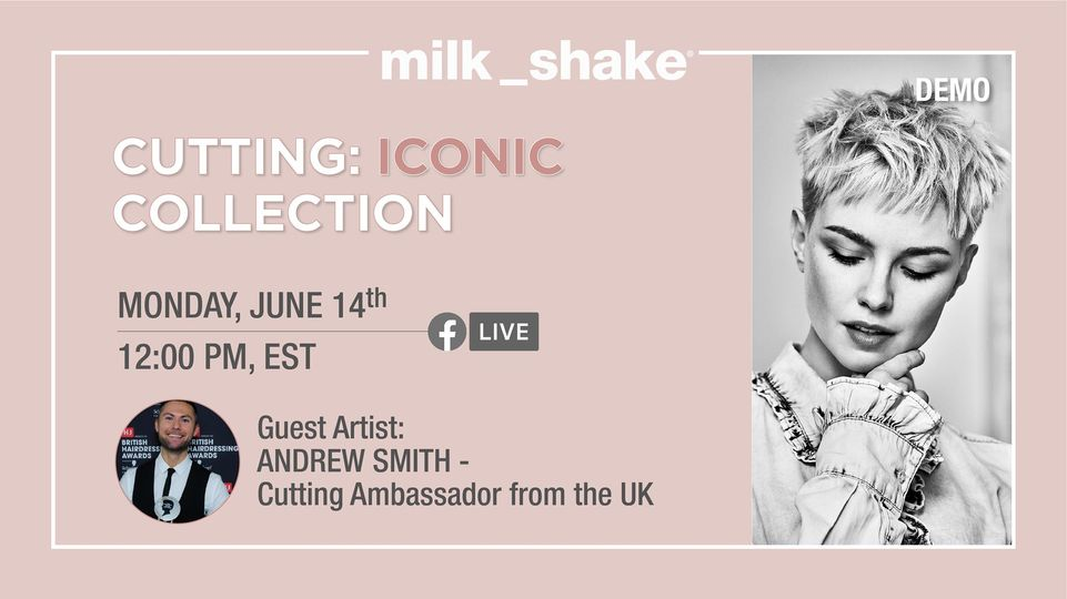 milk_shake hair Cutting / Iconic collection
