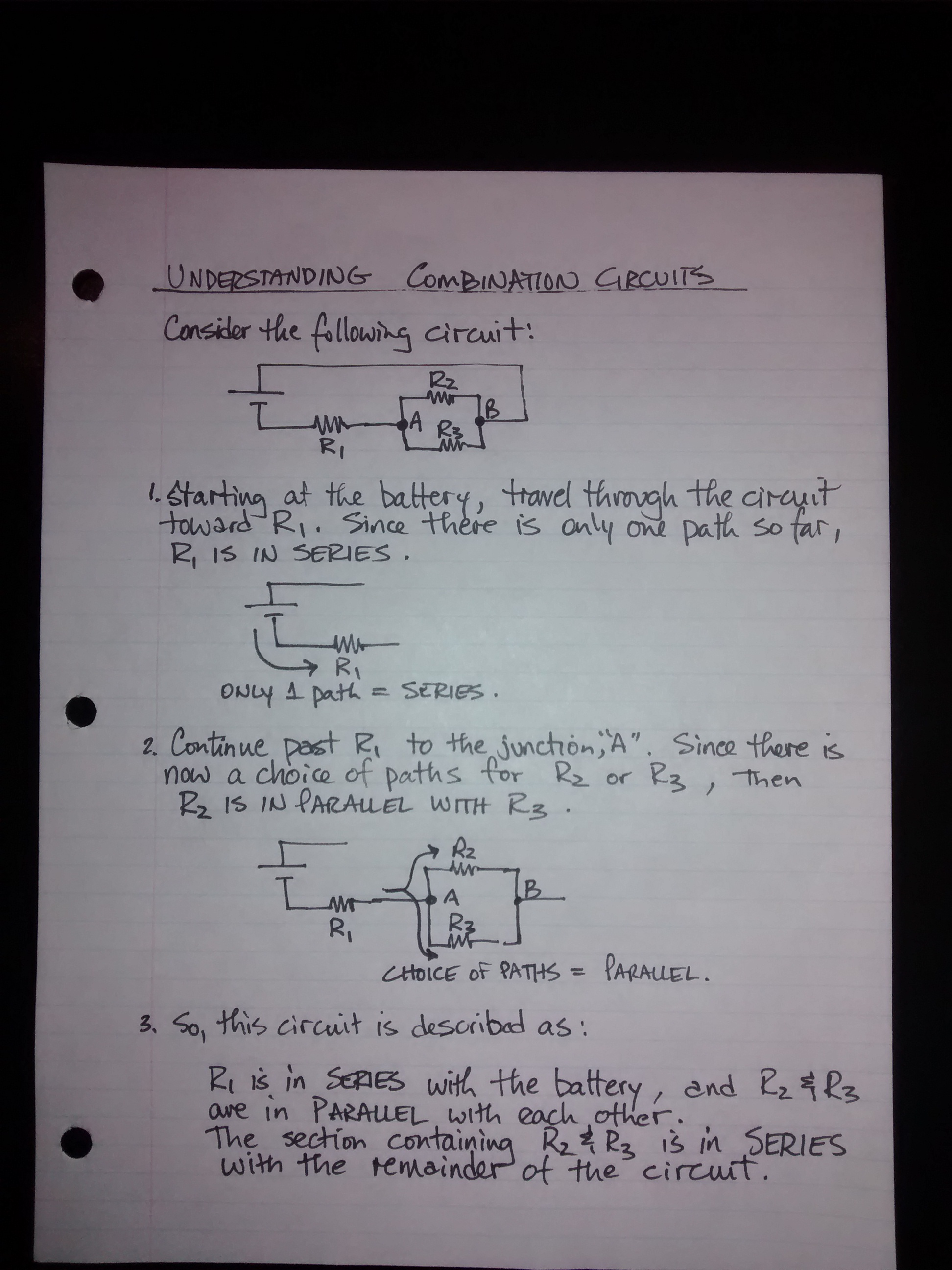 Parallel Circuit Worksheet Answers
