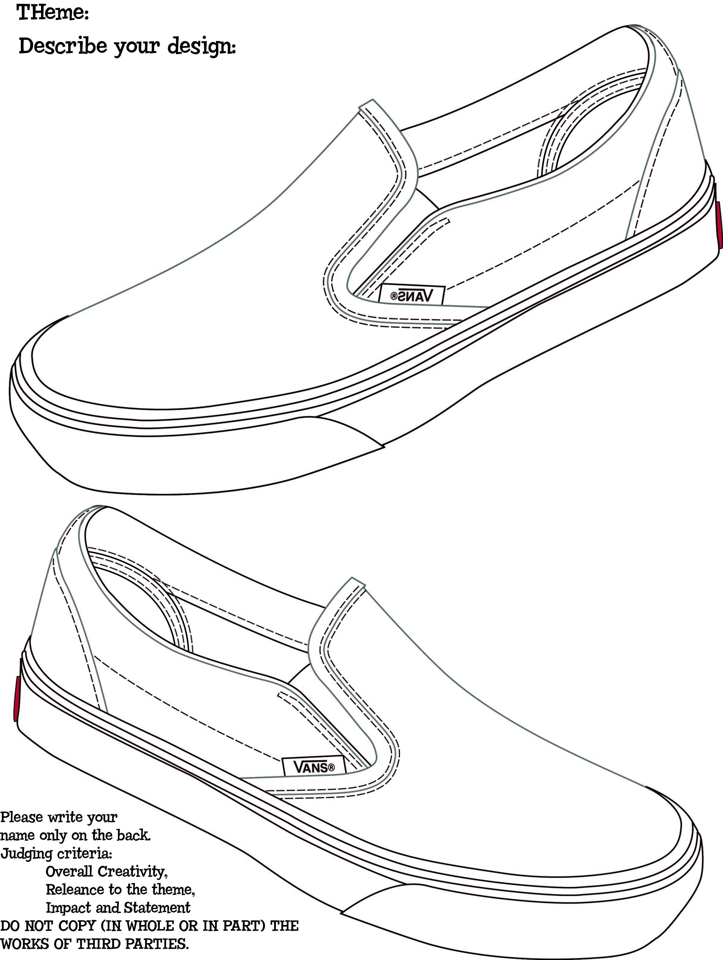 Vans Shoe Comp