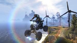 Defiance Vehicle - ATV