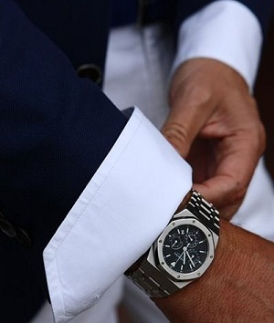 wrist watch rules