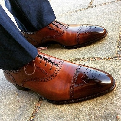 The Gentleman S Guide To Shoes And Shoe Care