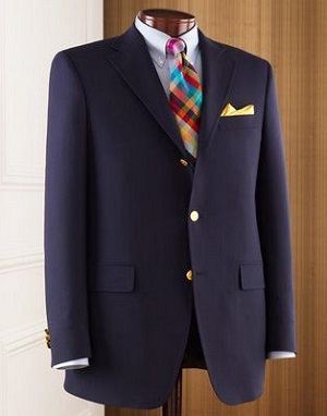 THE DIFFERENCE BETWEEN A BLAZER, SUIT JACKET & SPORTS COAT -