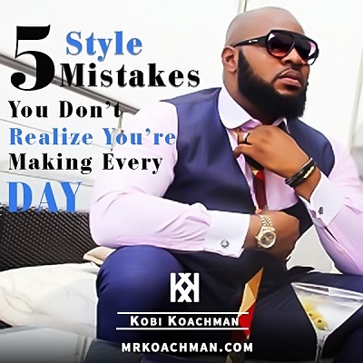common style mistakes