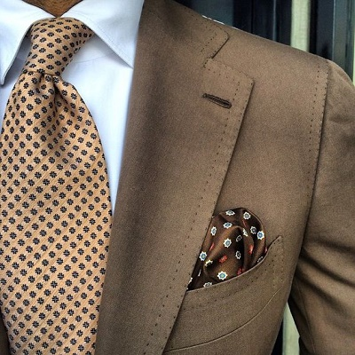 6 the brown suit