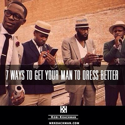 dress better