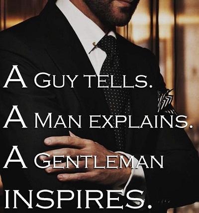 gentleman style inspiration