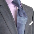 match shirt tie suit