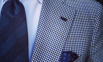 how to match suit shirt and tie