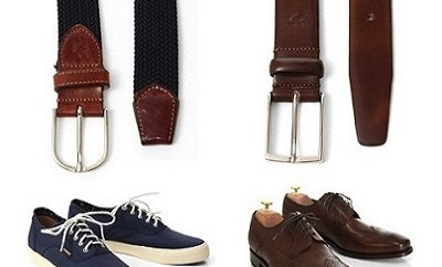 men's belt guide