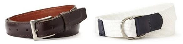 men's belt guide