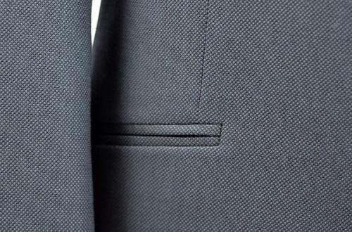 jetted jacket pocket style