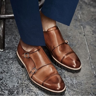Double Monk Strap - The One Shoe Every