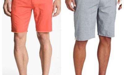 wear shorts for men