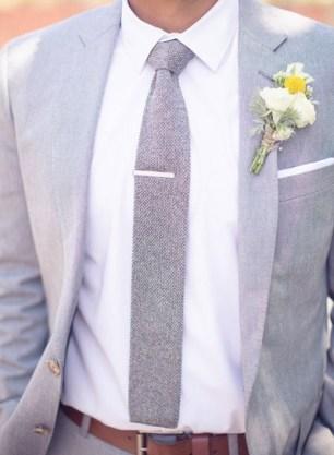 Knit Tie x Wedding