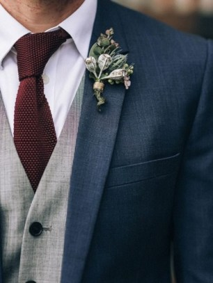 guide to wearing knit ties for wedding