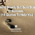 Steps To Success MrKoachman