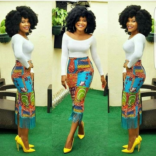 50+ Best African Print Dresses and Classic Ankara Styles -