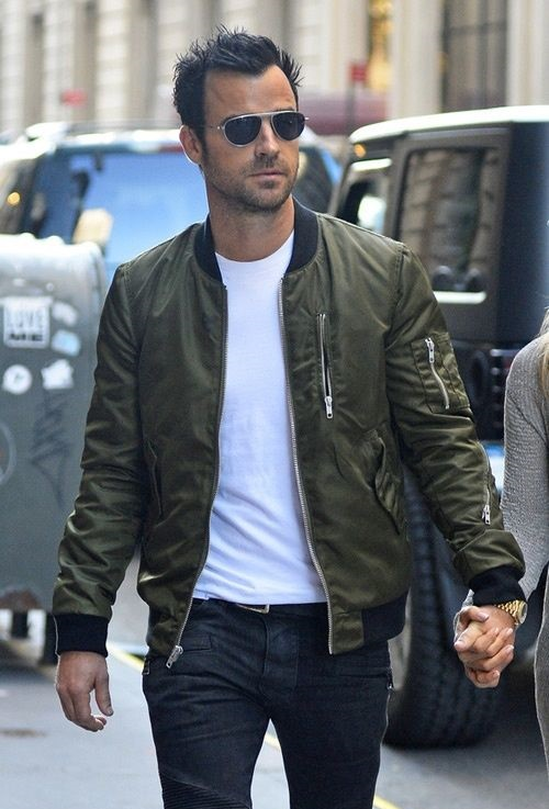 Street Style Inspiration How To Wear A Bomber Jacket