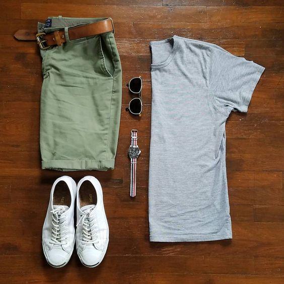 Men's Short Style Inspiration - Weekend Style Ideas Mr Koachman
