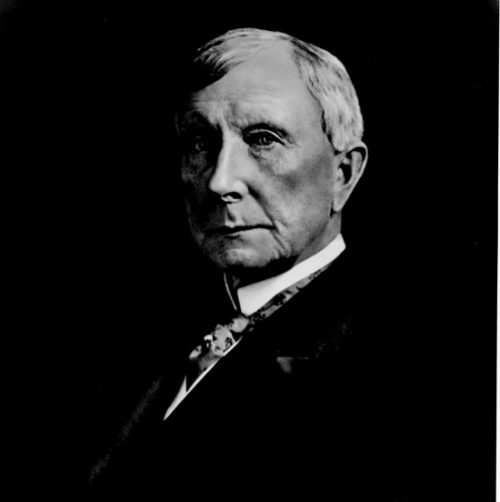 15 Business Lessons & Principles for Success from John D. Rockefeller