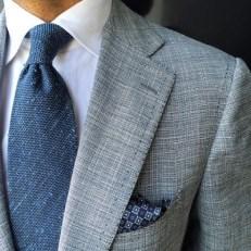 01 Medium Gray Suit