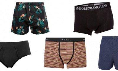 men's underwear boxers, boxer briefs, briefs