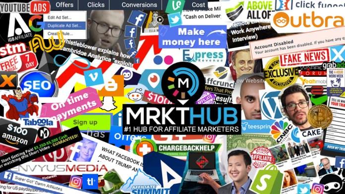 Mrkthub - أفضل موقع تابع لل CPA في الكون المعروف
