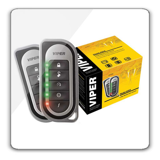 Viper Remote Start With Keyless Entry System