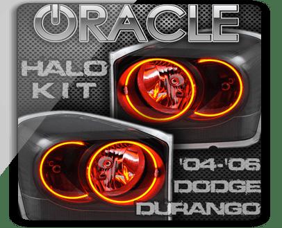 2004-'06 Dodge Durango ORACLE LED Halo Kit