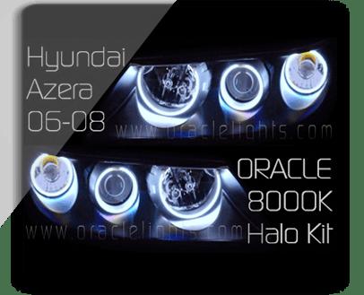 2006-09 Hyundai Azera Headlight Halo Kit