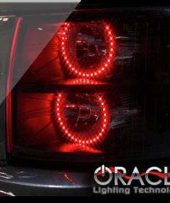 2007-2013 GM Sierra ORACLE LED Halo Kit (New-Body-Style)