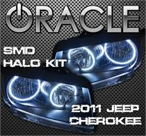 2013 Jeep Grand Cherokee Halo Kit