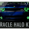 Dodge CHALLENGER ORACLE Headlight Halo Kit