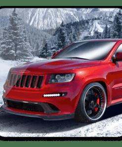 Jeep Cherokee Halos & LED Lighting