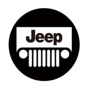 Jeep LED Logo Door Projector Lights