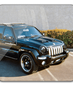 Jeep Liberty Halos & LED Lighting