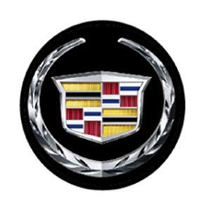 Cadillac LED Logo Door Projector Lights