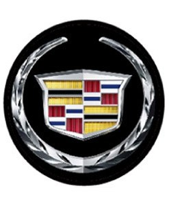 Cadillac LED Logo Door Projector Lights