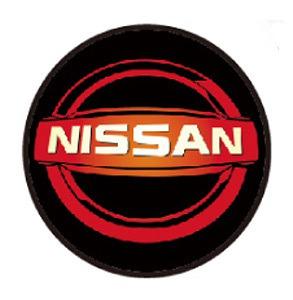 Nissan LED Door Projector Logo Light Red