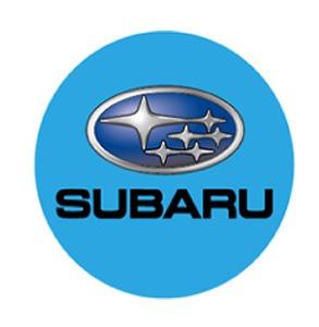 Subaru LED Logo Door Projector Lights