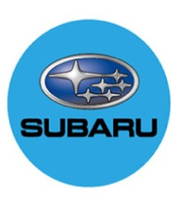 Subaru LED Logo Door Projector Lights