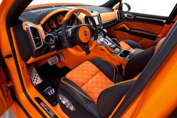 Two-Tone-Cutom-Car-Interior-Chicago