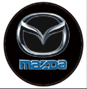 Mazda LED Logo Door Projector Light