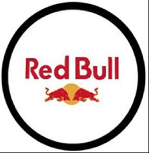 Red Bull LED Logo Door Projector Light