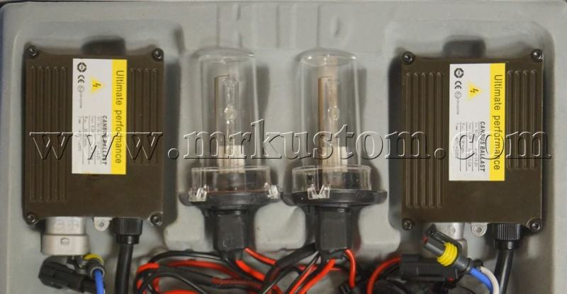 HID Xenon CANBUS Digital Ballast Kit