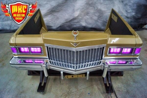 Custom DJ Booth Cadillac DeVille