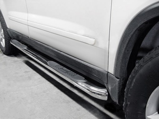 Acura MDX Stainless Steel Side Steps Nerf Bars