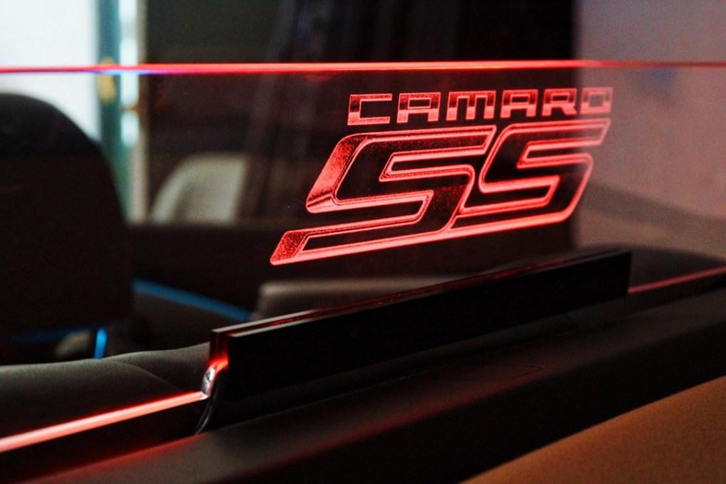 Chevy Camaro SS Wind Deflector