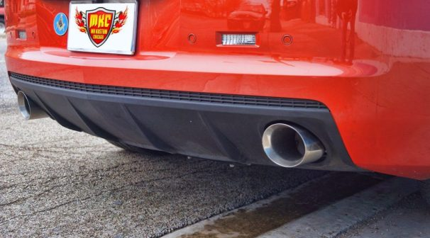 Custom Fabricated Exhaust